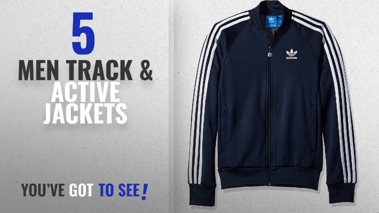 03a54a38a5df Adidas Originals Track   Active Jackets   Winter 2018    adidas ...