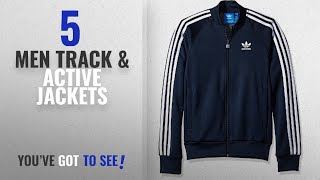 Adidas Originals Track & Active Jackets [ Winter 2018 ]: adidas Originals Men