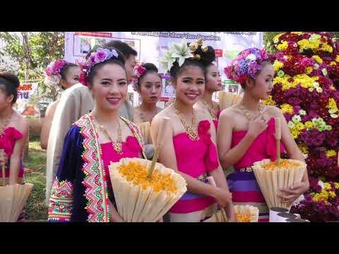 Samoeng Strawberry Festival in Thailand
