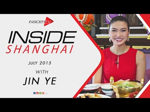 INSIDE Shanghai with Jin Ye and Britta Battogtokh | July - August 2015