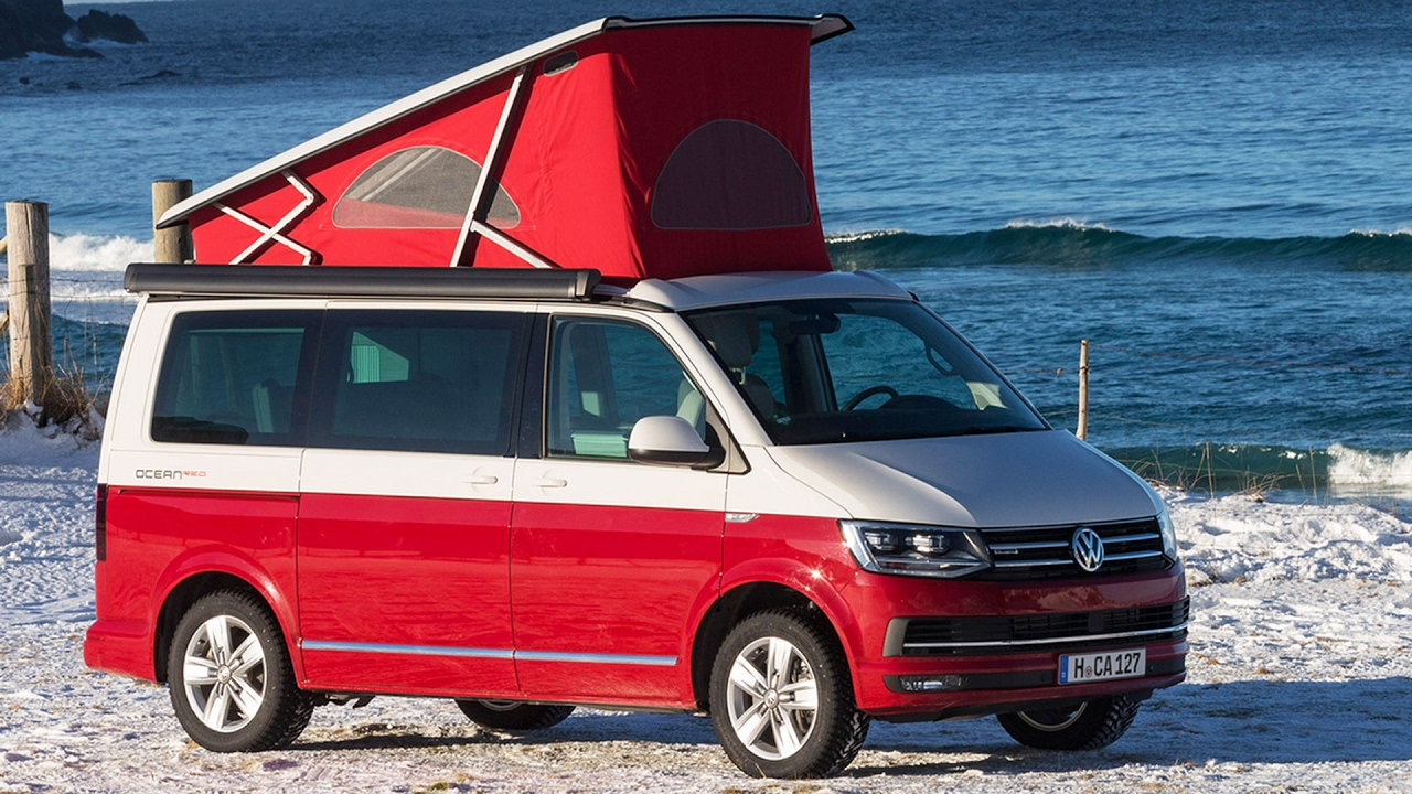 volkswagen vw t6 california im vw campingbus auf den lofoten unterwegs youtube. Black Bedroom Furniture Sets. Home Design Ideas