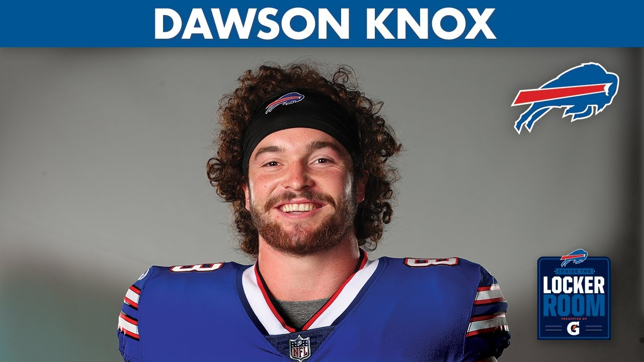 Dawson Knox Is Ready To Make A Big Leap   Buffalo Bills