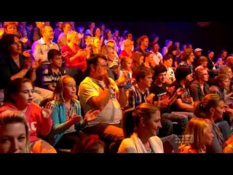 Justice Crew Dancing - 21st Birthday Clip @ Australia's Funniest Home Videos