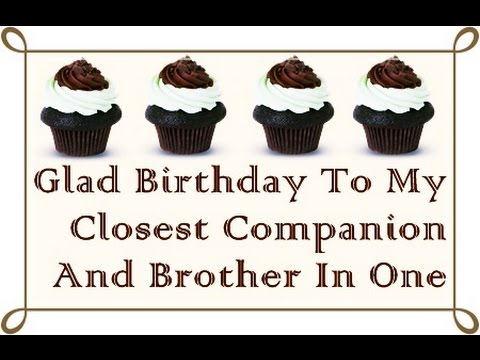 Happy Birthday Wishes For Brother Happy Birthday Quotes For Brother