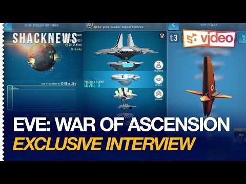 EVE: War of Ascension Exclusive Interview with Executive Producer Julien Dulioust