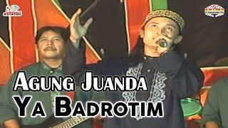 Agung Juanda - Ya Badrotim (Official Music Video)