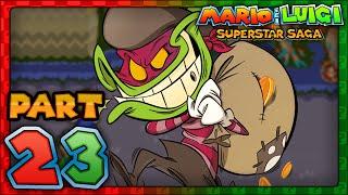 Mario & Luigi: Superstar Saga - Part 23 - Third Beanstar Piece!