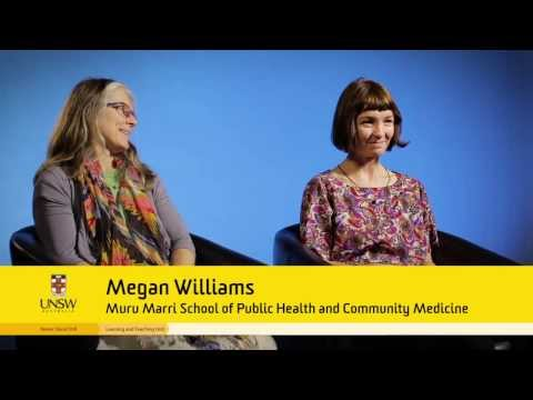 """Building an active community"": An interview with Megan Williams & Sally Fitzpatrick"