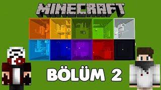 Minecraft - 8 RENK PARKUR 2