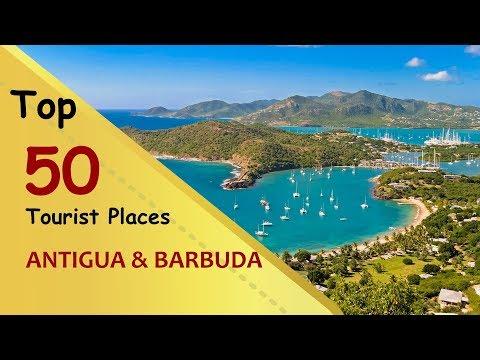 """ANTIGUA and BARBUDA"" Top 50 Tourist Places   Antigua and Barbuda Tourism"