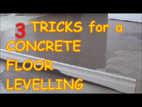Diy concrete floor leveling 3 tricks how to mryoucandoityourself diy concrete floor leveling 3 tricks how to mryoucandoityourself solutioingenieria Image collections