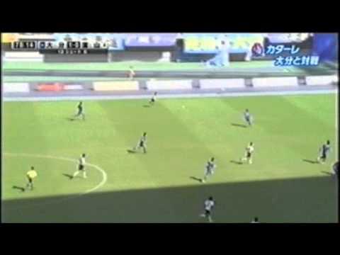 Kai Hirano all goals in Kataller Toyama (2010-2012)