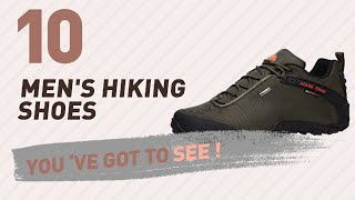 Xiang Guan Hiking Shoes For Men Collection // New & Popular 2017