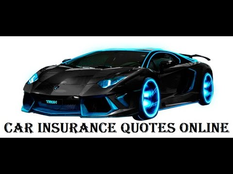 Car Insurance Online Quote / Auto Insurance Quote - Online Auto Insurance