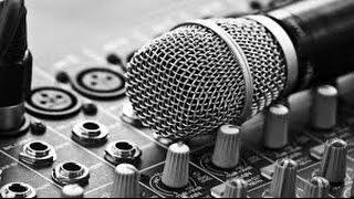 microfone caseiro