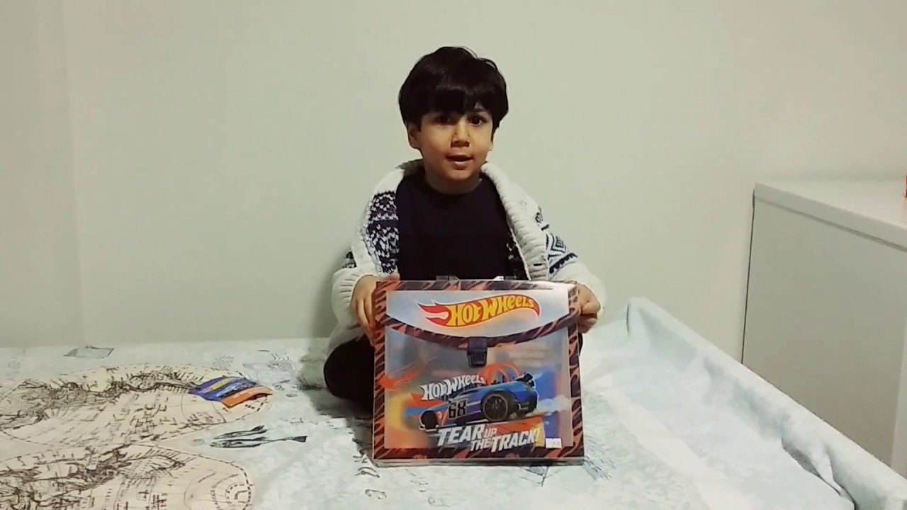Hot Wheels Boyama Seti Youtube