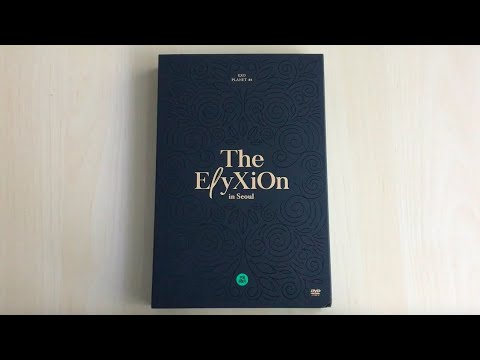 ♡Unboxing EXO 엑소 EXO PLANET #4 The...
