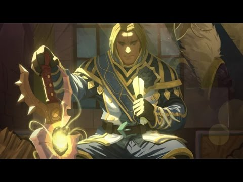 World Of Warcraft: Legion Comic #4:Anduin: Son Of The Wolf Full