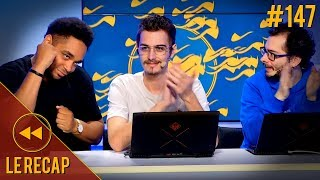 Hugo raconte son Week-end Mini Wankil Show - Le Recap S3#147