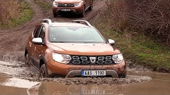 New 2018 Dacia Duster 4x4 | Hard off-road 4WD