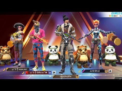 Three Unbelievable Player total 24 Kills in Free Fire Ranked Match Game - Garena Free Fire from YouTube · Duration:  13 minutes 43 seconds