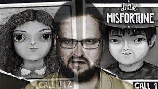 ЗДЕСЬ ТВОРИТСЯ ЧТО-ТО НЕЛАДНОЕ ► Little Misfortune #2