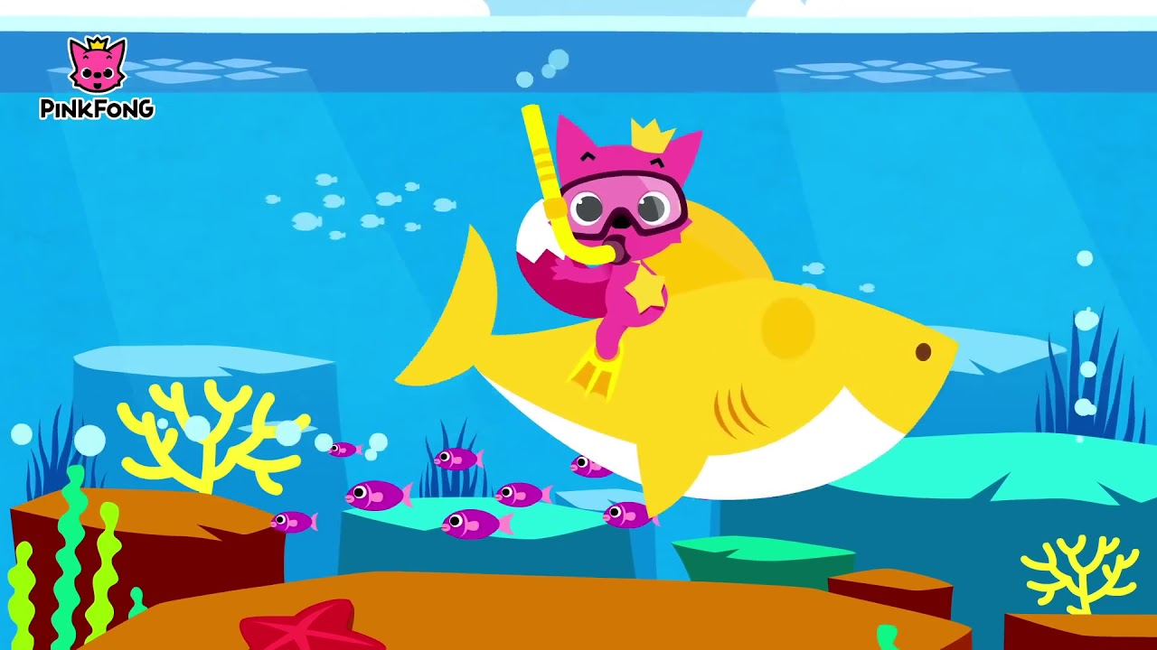 Baby Shark | Official | Musica Completa | Video Dance