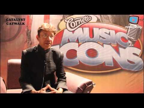 Cornetto Music Icons 2013 - Alamgir Interview