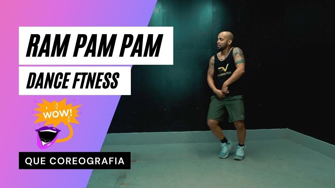 🔥 Ram Pam Pam Dance Workout Coreografia