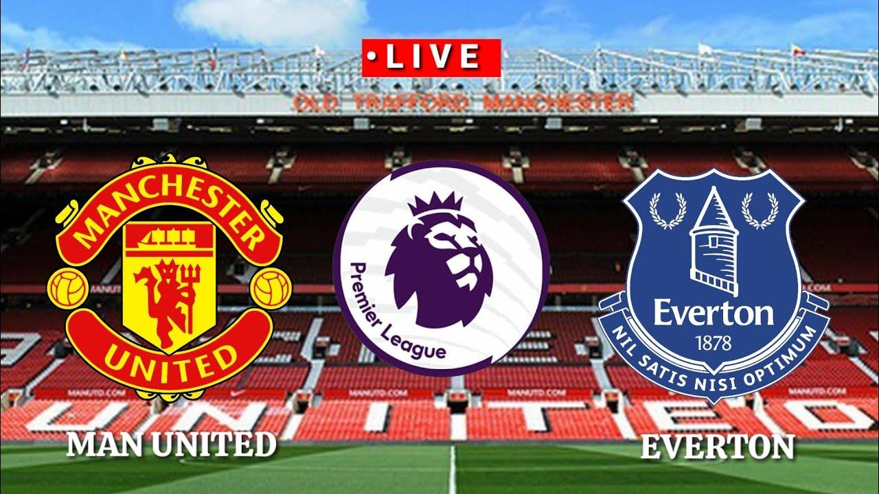 ???? [Trực Tiếp] Manchester United vs Everton premier league 2020/2021||Pes17