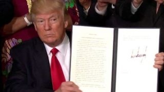 Trump orders review of national monuments