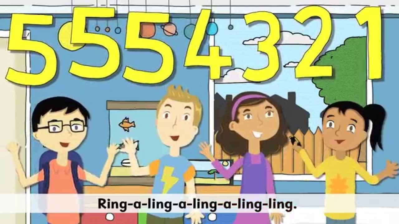 What's Your Phone Number? (Sing-along) - YouTube