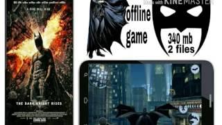 download game the dark knight rises apk revdl