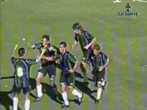 Almirante Brown de Arrecifes 3 - Belgrano de Córdoba 2 (Nacional B Clausura 2003)