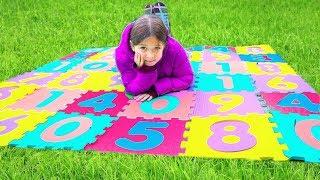 Numbers Song I Nursery Rhyme & Baby Songs