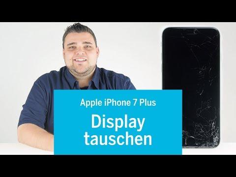 iPhone 7 Plus Display tauschen - professionelle Reparaturanleitung
