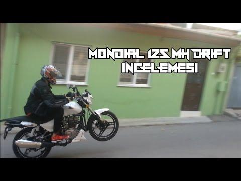 Mondial 125 MH Drift Detaylı İncelemesi ve Kullanıcı Yorumu