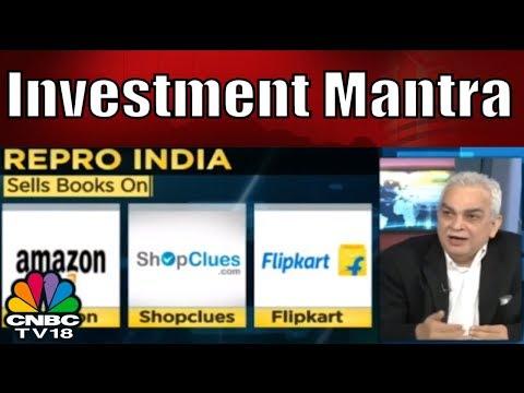 Vijay Kedia Bets Big on REPRO India | Multibagger Stocks | CNBC TV18