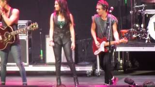 Somebody To You - The Vamps ft. Fifth Harmony Manchester NH