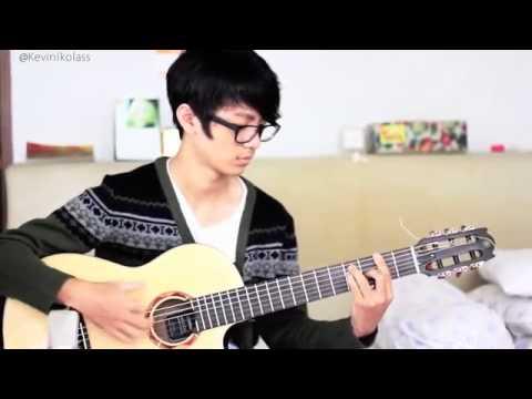 NOAH Separuh Aku   Acoustic Guitar Solo