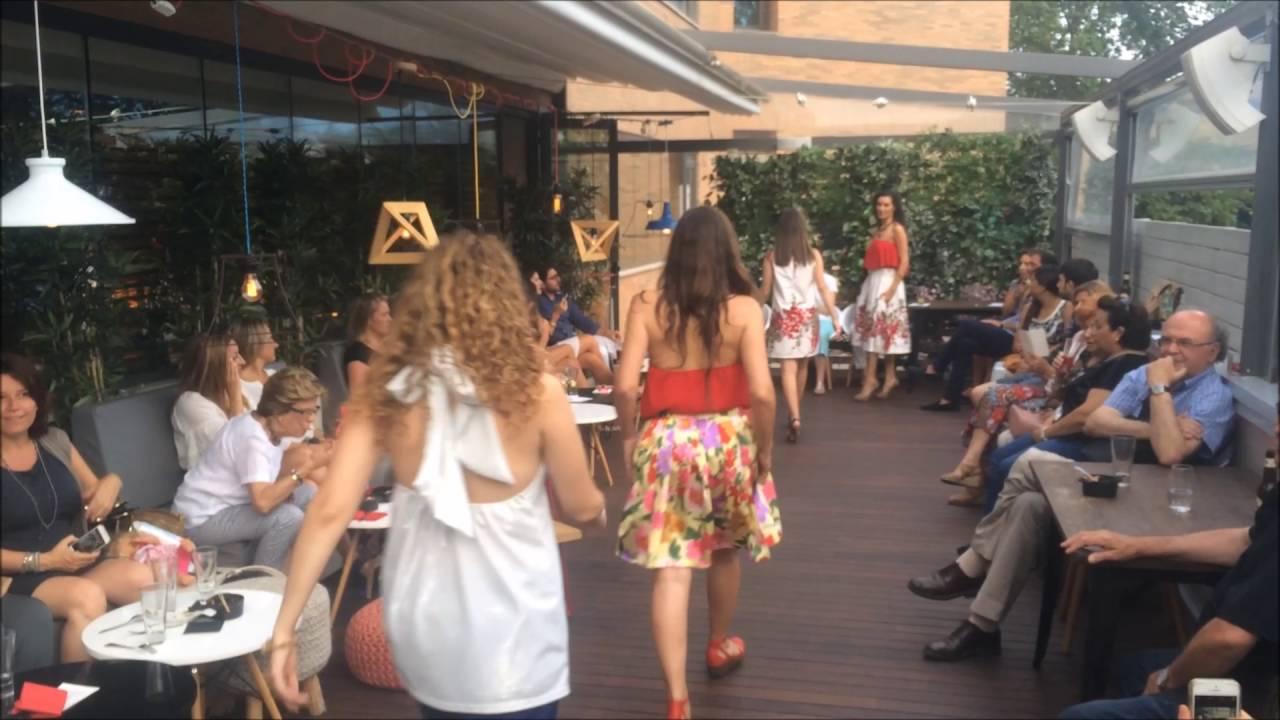 Desfile Bocca Terraza Ole Mis Faldas 7 De Junio