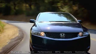 2009 Honda Civic Coupe Videos