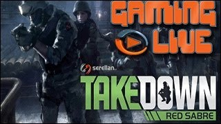 Gaming Live PC - Takedown : Red Sabre - Le FPS Tactique Hardcore de la honte