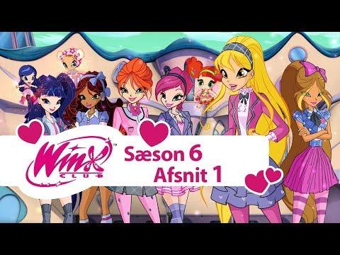 Winx Club – Sæson 6 Afsnit 1 – [AFSNIT I FULD LÆNGDE]
