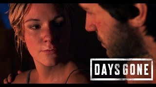 Days Gone Sarah & Deacon Sex Scene (#DaysGone Cutscene)