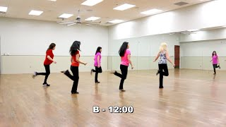 The Show - Line Dance (Dance & Teach in English & 中文)