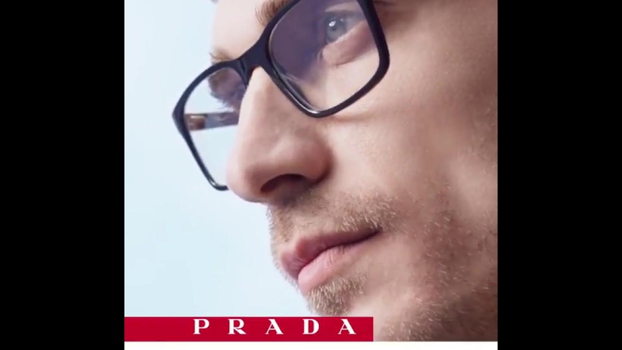 31a2cec64d6b Clément Chabernaud for Prada Linea Rossa Eyewear Campaign - YouTube