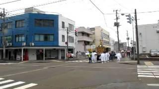 長岡市の総鎮守 平潟神社「春大祭」2011年4月