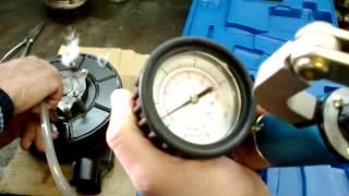 Smiths Heater Matrix Test