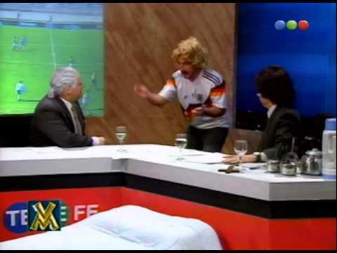 El Equipo Deprimente, Los chistes de Jürgen Klinsmann - Videomatch 98